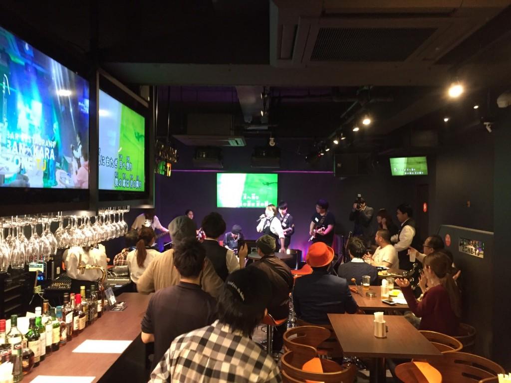 BAN×KARA ZONE-TJグランドオープン